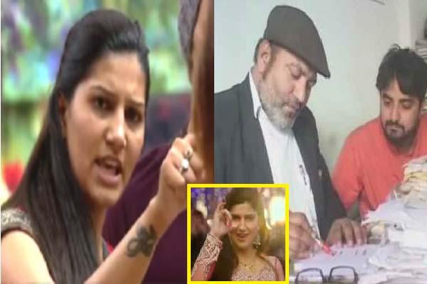 sapna-chaudhary-will-send-defamation-notice-to-singer-vikas