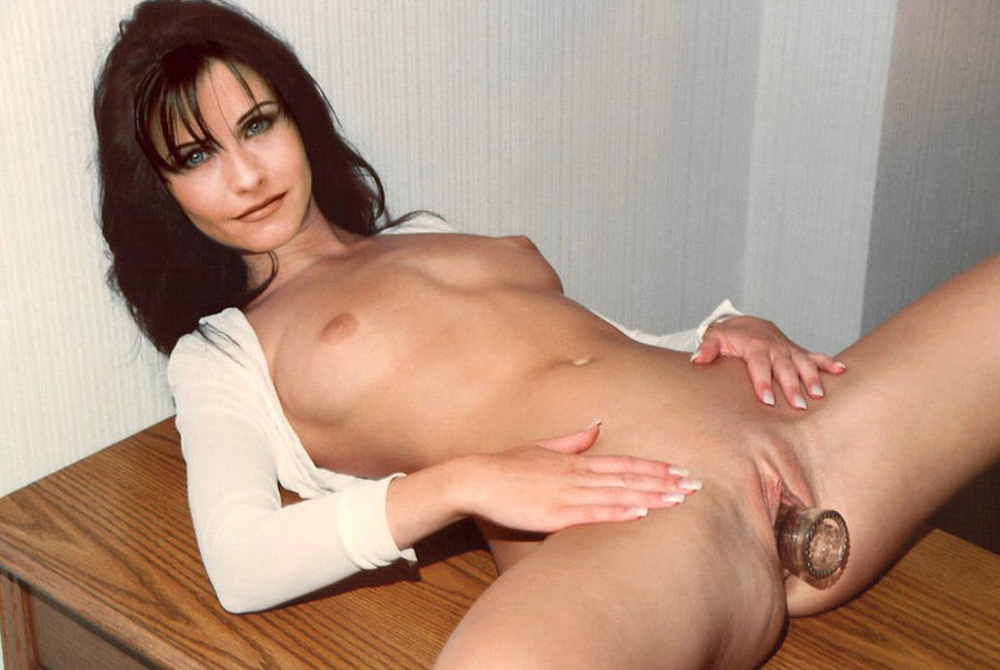 Nude photos of courtney cox confirm. agree