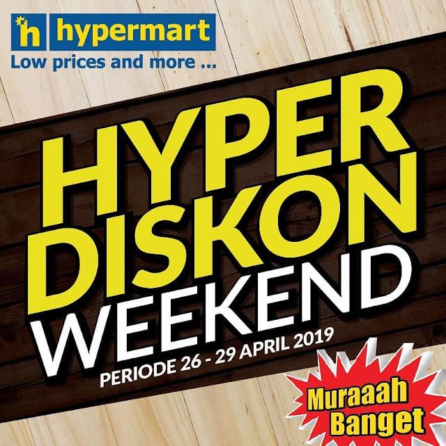 #Hypermart - #Promo #Katalog JSM Periode 26 - 29 April 2019