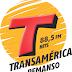 NESTA SEGUNDA-FEIRA TEM TRANSNOTICIAS TRANSAMÉRICA