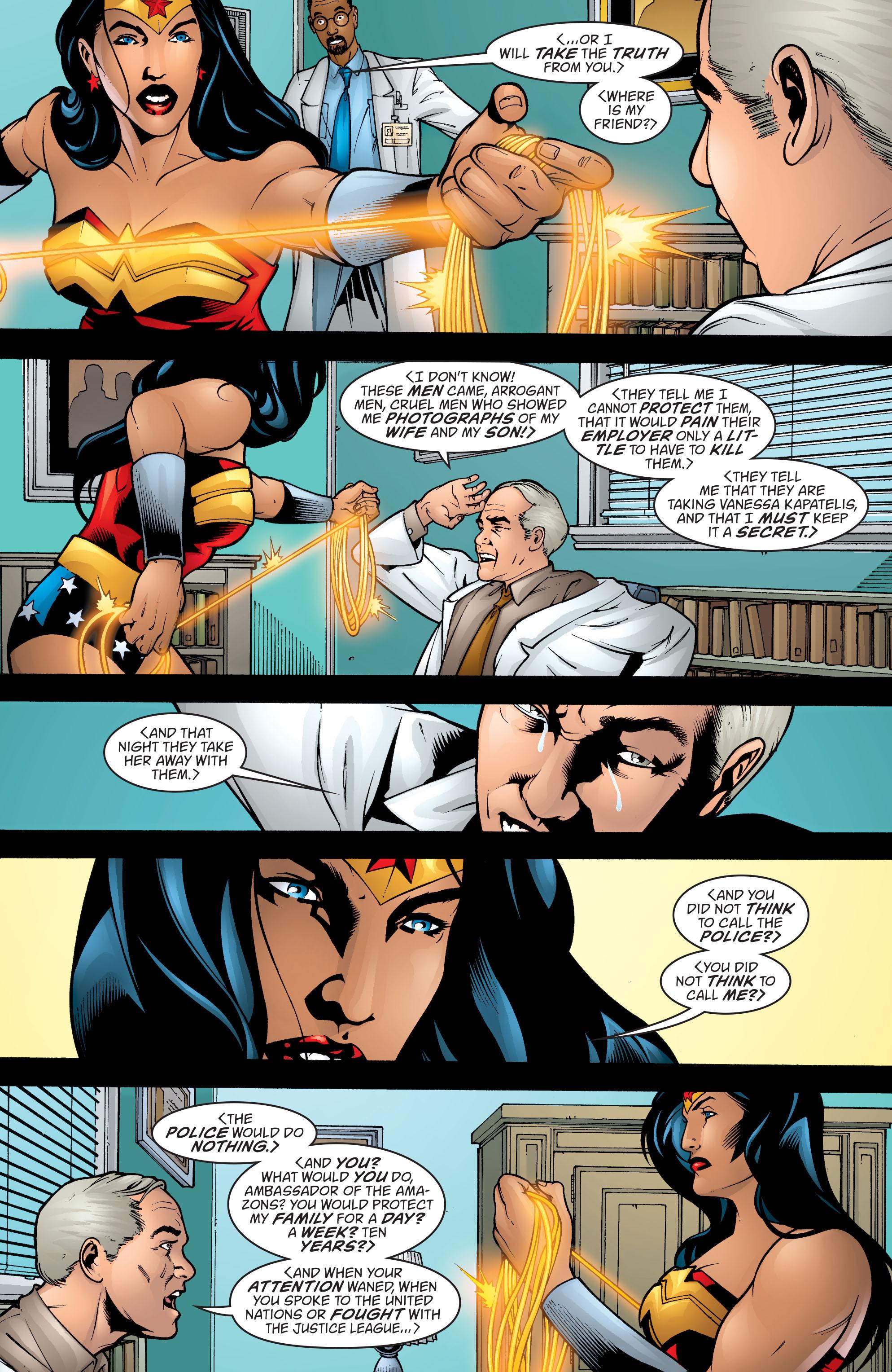 Read online Wonder Woman (1987) comic -  Issue #198 - 14