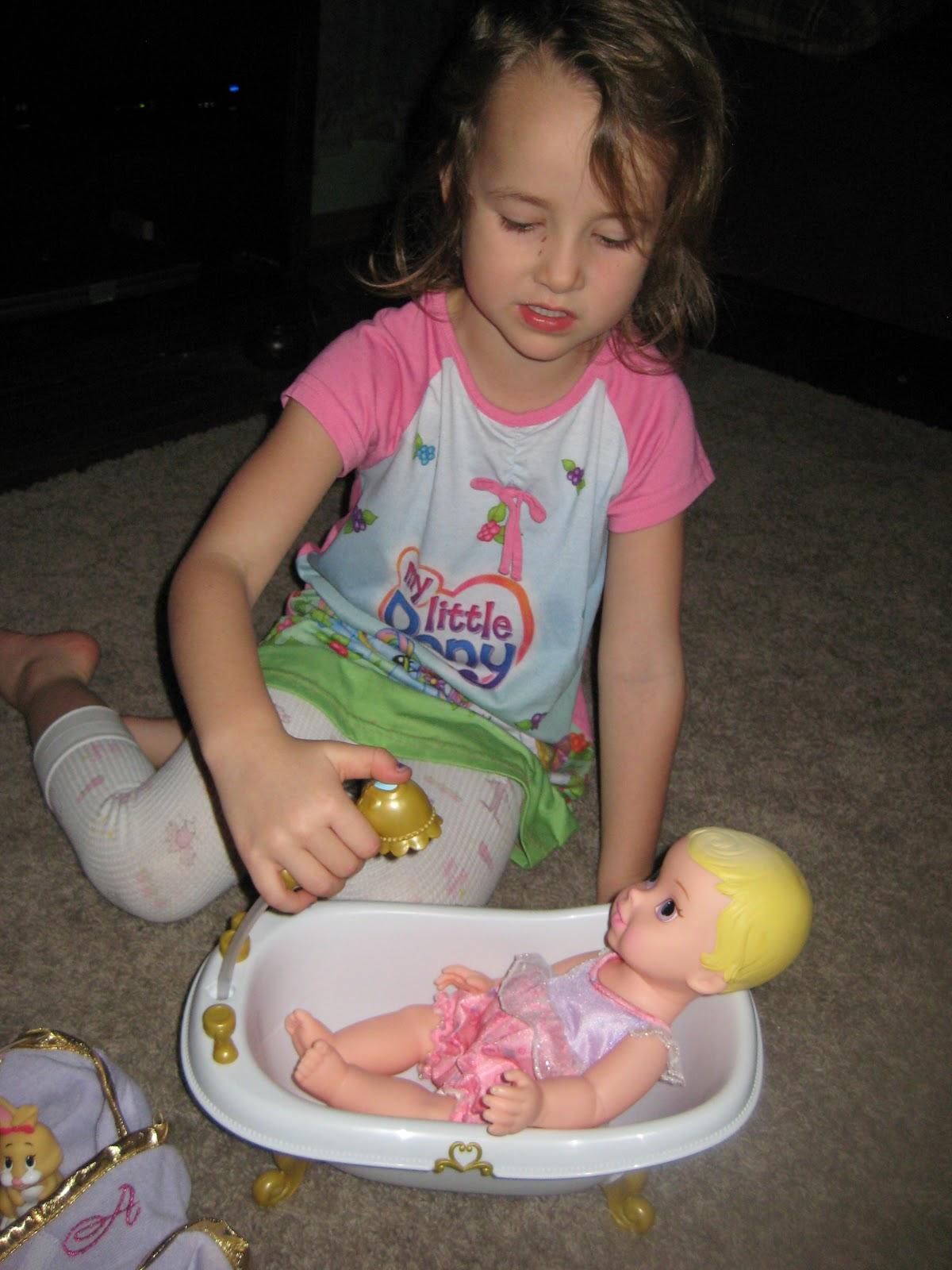 Disney Princess My First Baby Bath Princess Aurora Doll