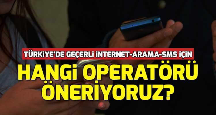 Gurbetçiler Türkiye'de Hangi Telefon Operatör Hattını Kullanmalı? Turkcell Paketleri 2020