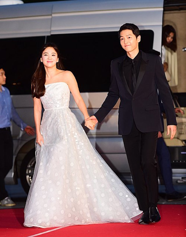 Song Joong Ki Hye Kyo And