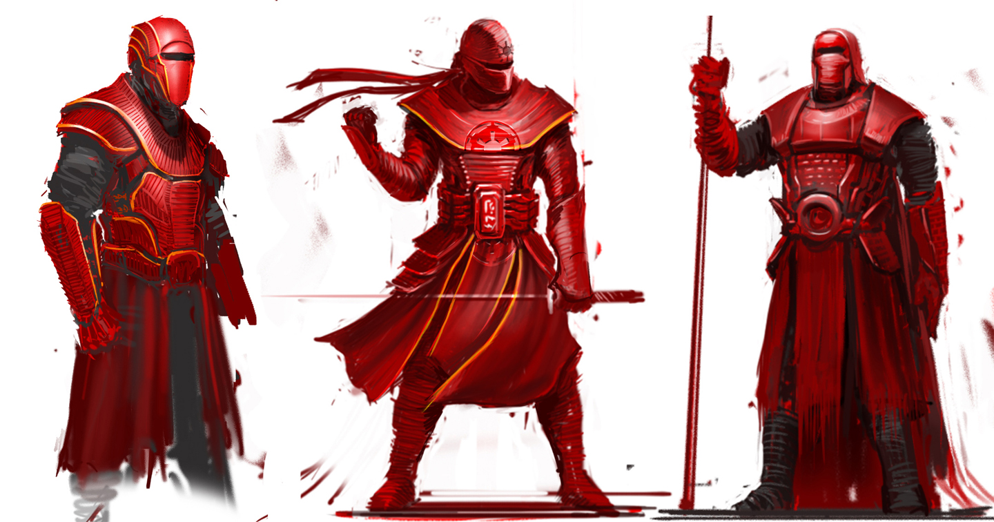 Star Wars The Old Republic Imperial Guard Armor