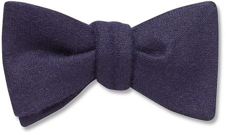 North York Moors bow tie from Beau Ties Ltd.
