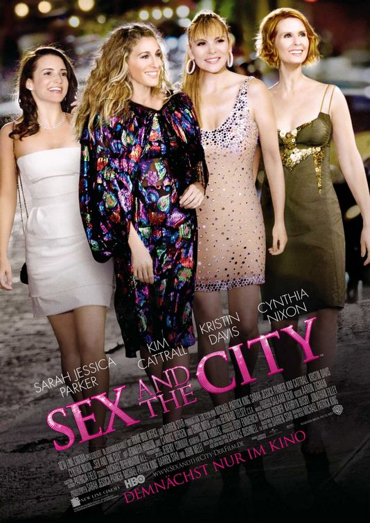 Sex and the city movie release date