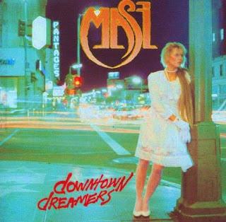 """Ο δίσκος των Masi """"Downtown Dreamers"""""""