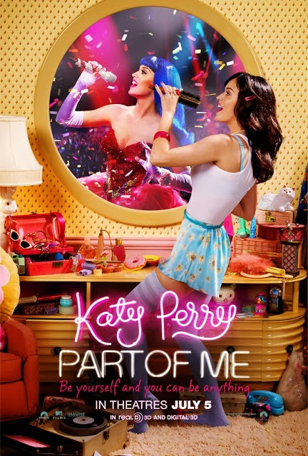 Movie of the week 1 - Katy Perry: Part of Me 3D (2012)
