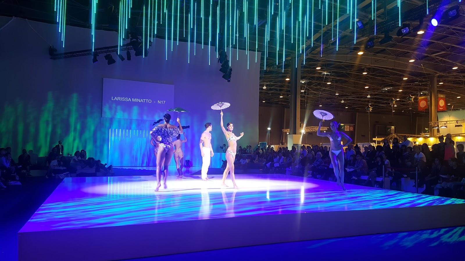 271787e2fe brasileiros na MODE CITY, mais de 24 marcas nacionais estiveram presentes  no evento