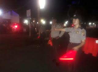 KKYD Polres Minsel Razia Sasaran Miras, Knalpot Bising Dan Sajam
