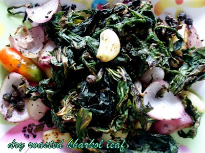 kharkol/ghatkol varta, tribal recipe