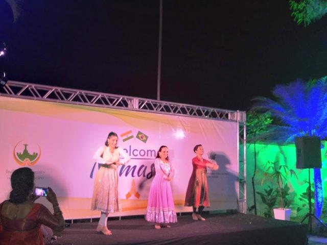 Comemoração ao Diwali