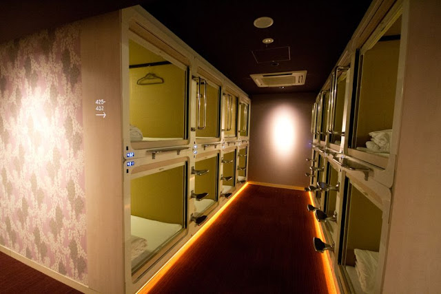 Micro Hotéis, Tem gente que tem sérios problemas com isso.