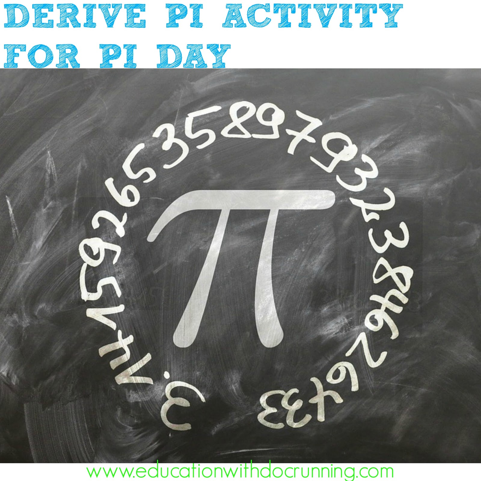 Math Mondays Finding Pi And A Little Pie Too