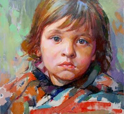 Портрет ребенка в Волгограде