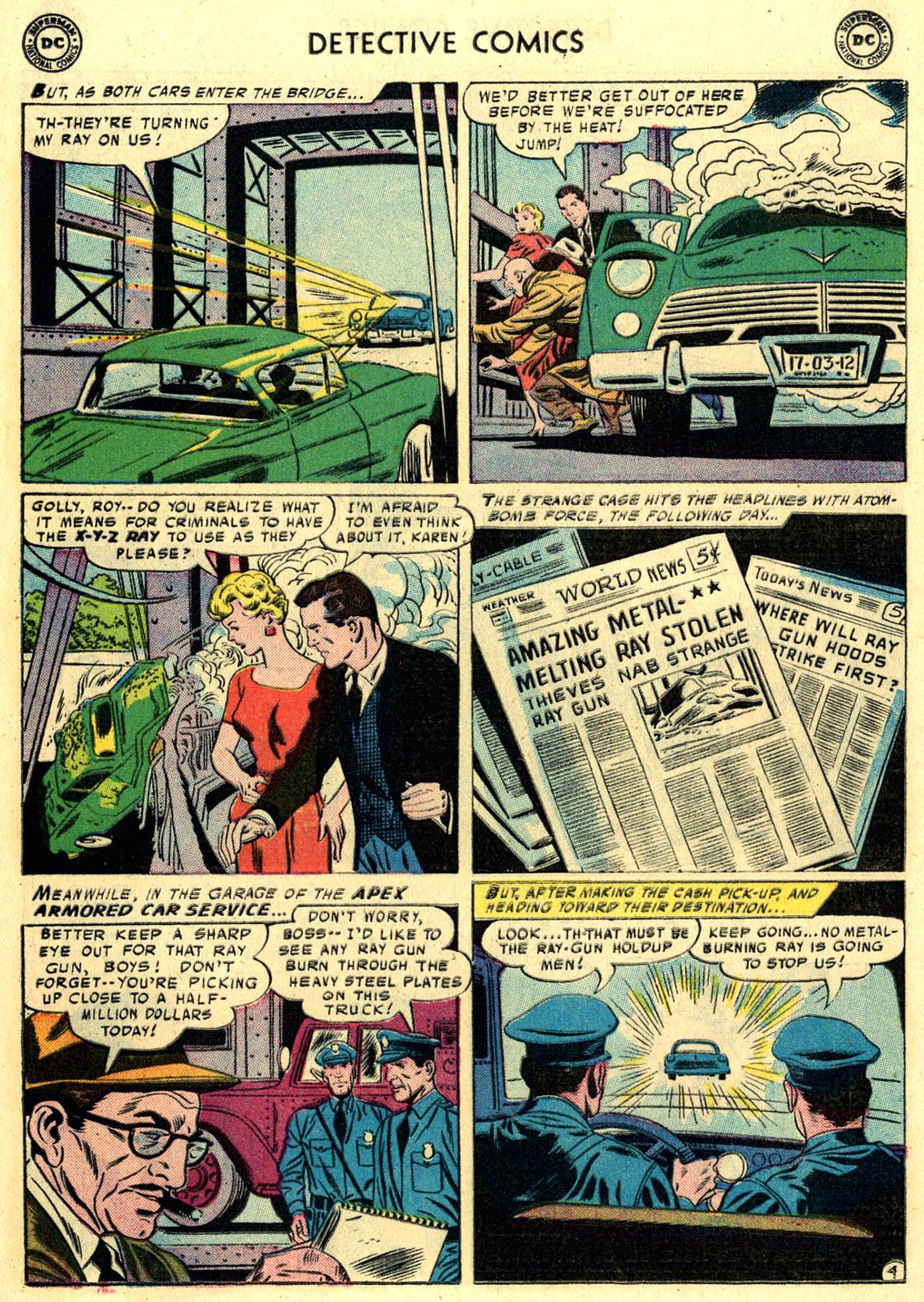 Read online Detective Comics (1937) comic -  Issue #245 - 21
