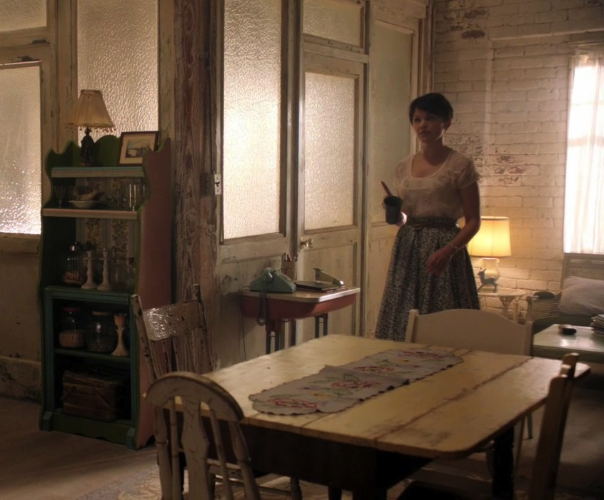 Quality Time Once Upon A Time Apartment Envy Episode 7