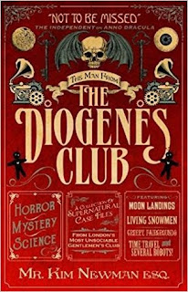 Honourable Mention: the Man from the Diogenes Club