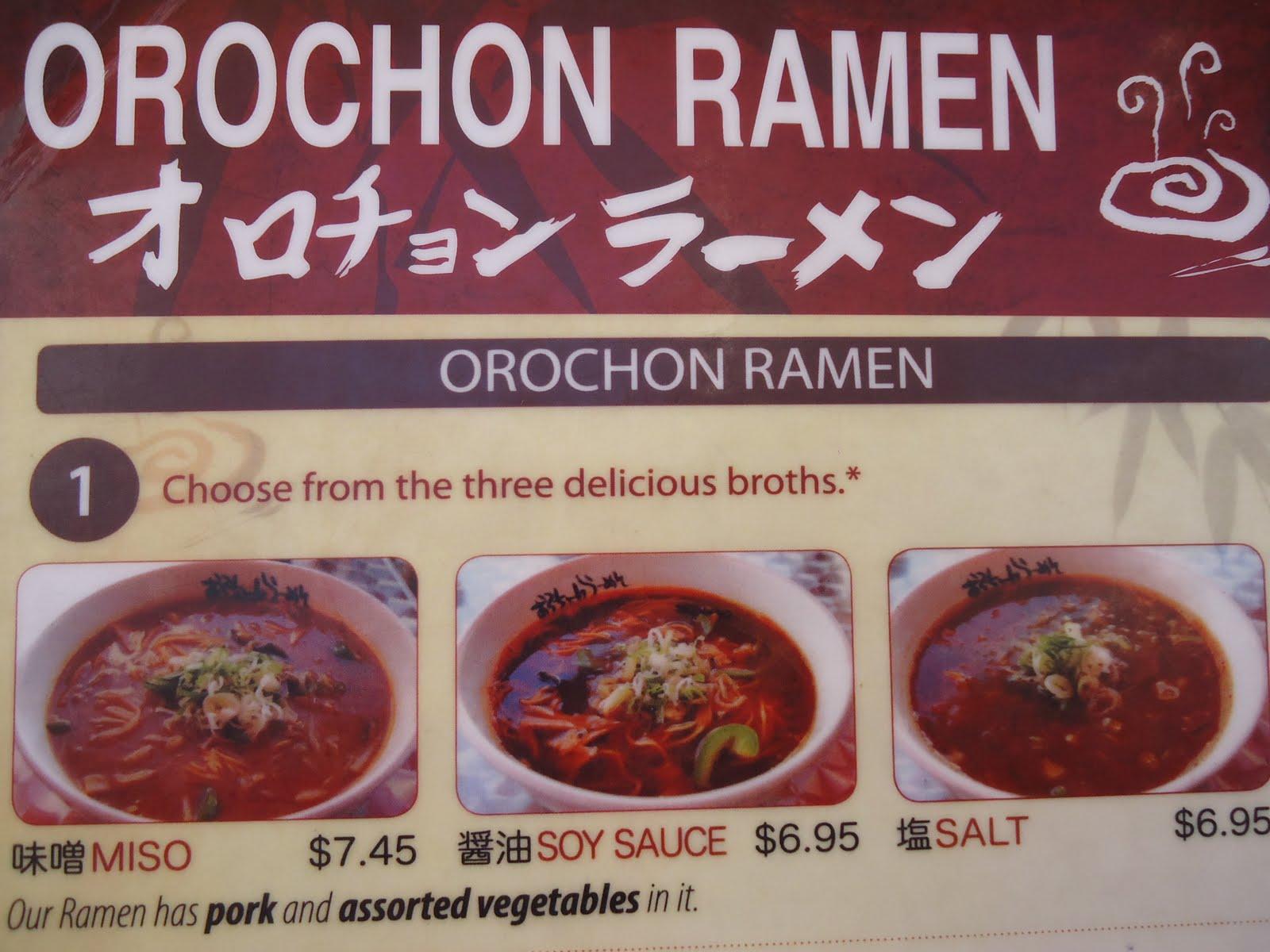 Casa Baluarte Filipino Recipes Orochon Ramen in Los Angeles