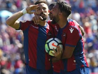Levante vs Atletico Madrid Live Stream online Today 25 -11- 2017 Spain - La Liga
