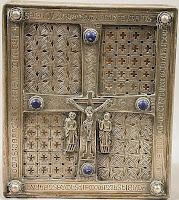 Book of Dimma is a shrine from 11th century