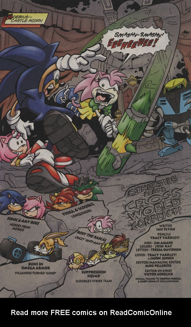 Read online Sonic The Hedgehog comic -  Issue #194 - 2