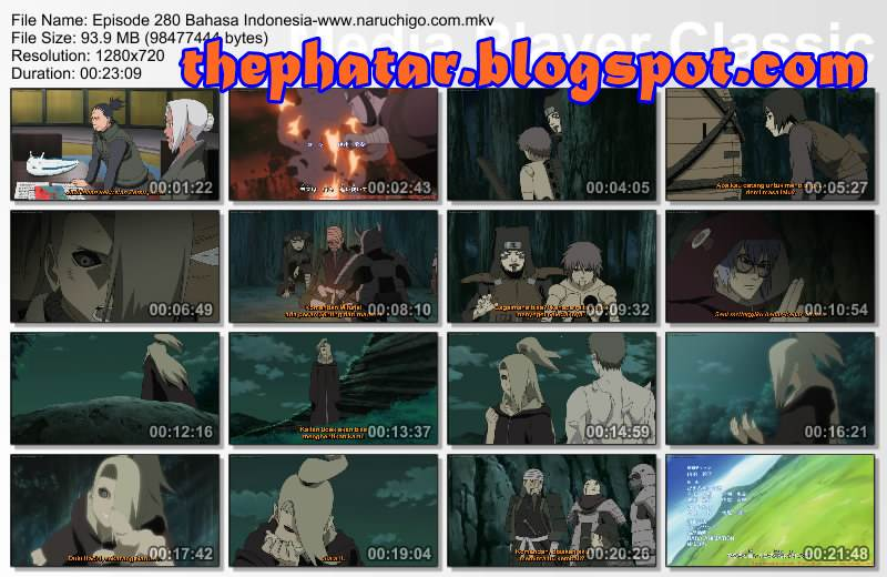 Suble Indonesia Naruto Shippuden Episode 4 Download Film Naruto Shippuden Episode 280 Bahasa Indonesia Kumpulan x