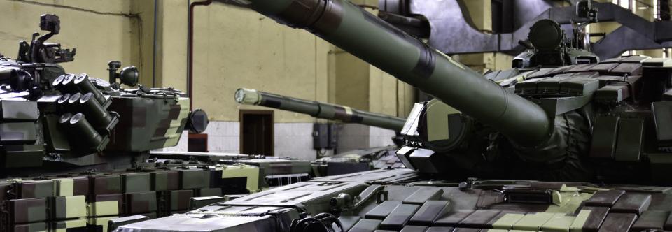 ЛБТЗ достроково виконав контракт з ремонту танків Т-72