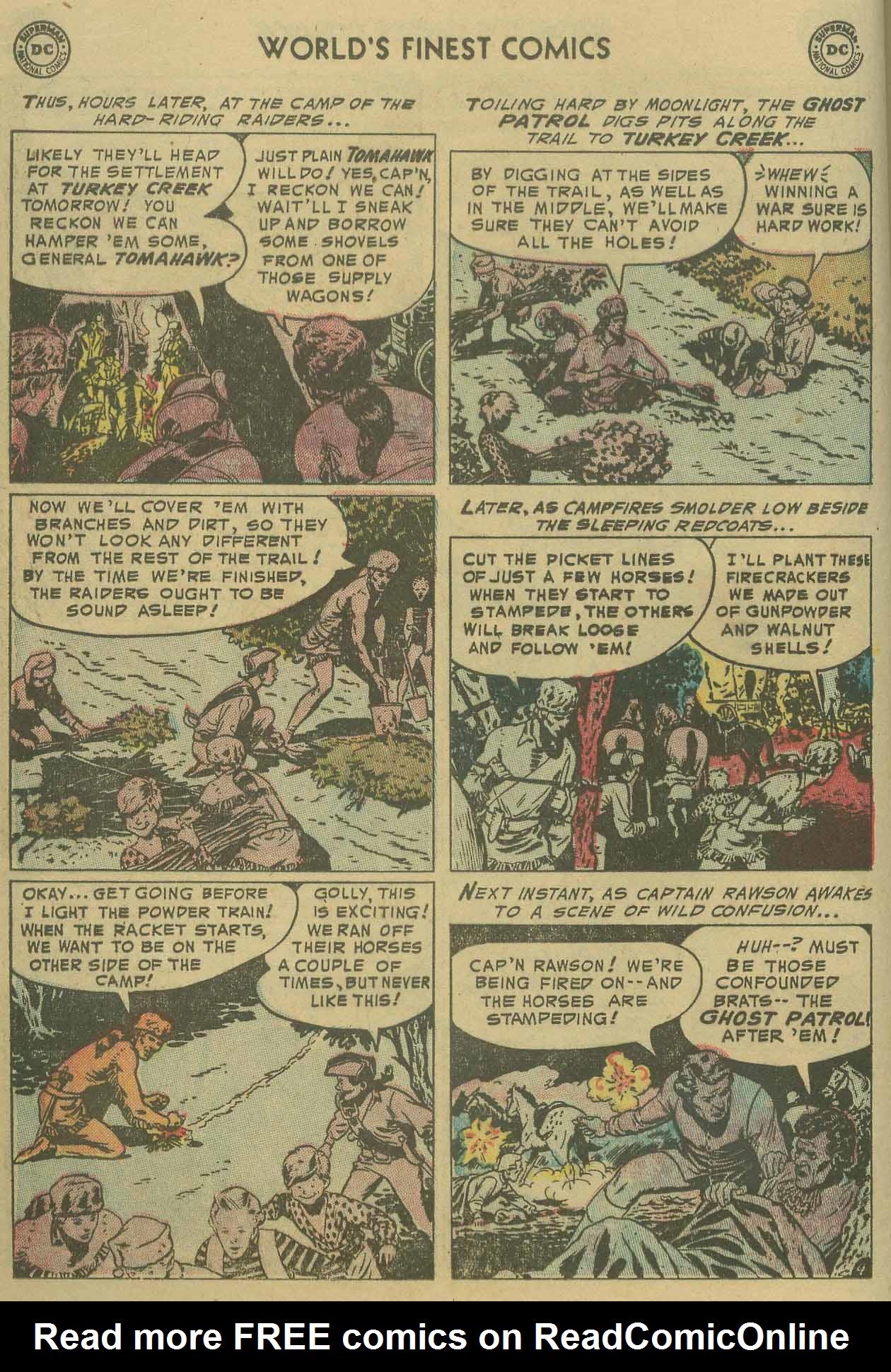 Read online World's Finest Comics comic -  Issue #69 - 20