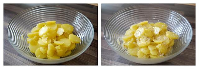 Kartoffel-Radieschen-Salat | Salat | Rezept | Essen | Grillen | Grillbeilage