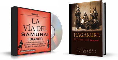 HAGAKURE-EL-CAMINO-DEL-SAMURAI-Yamamoto-Tsunetomo-Audiolibro-Libro