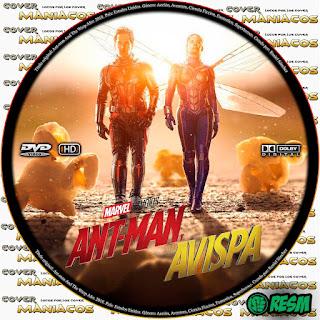 GALLETAAnt-Man and the Wasp - ANT-MAN Y LA AVISPA 2018