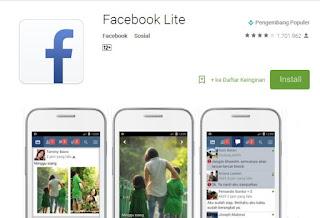 Aplikasi Fb Hemat data