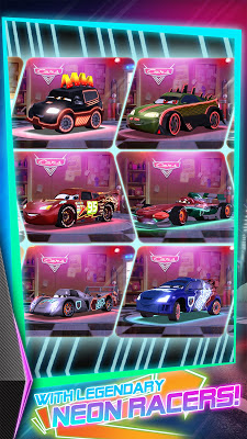 Cars Fast As Lightning Mod Apk Unlimited Gold And Gems Data V1 3 4d