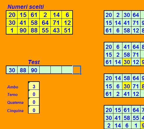 Numeri Da Giocare Al Lotto Gratis