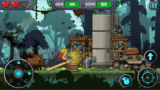 Cheat Metal Shooter: Super Soldiers 1.64 Crack Full