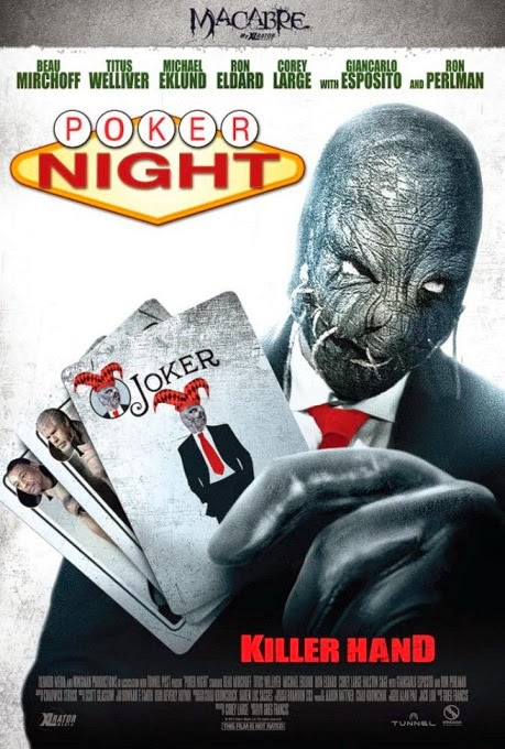 Poker Night: Una de psicópatas enmascarados
