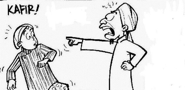 Jangan Sebut Non Muslim Sebagai Kafir di Ranah Publik