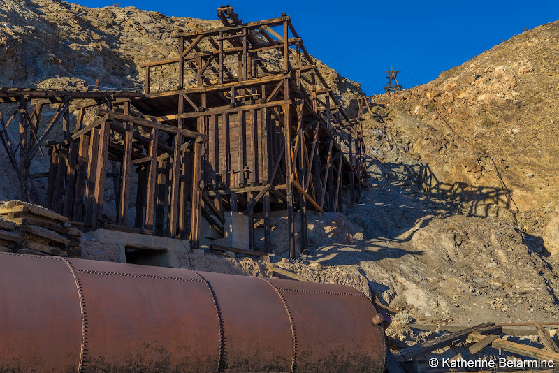 Keane Wonder Mine Death Valley Road Trip Itinerary
