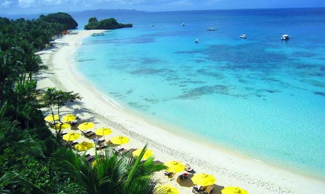 4. Boracay - Filipina