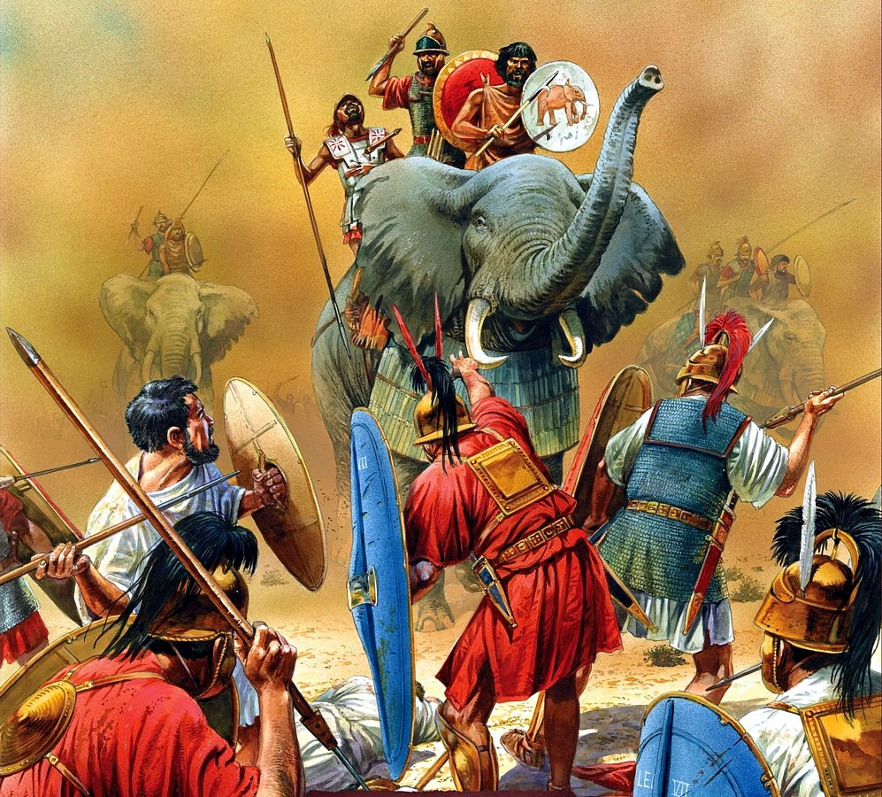 punic wars A history of: hannibal and the punic wars is a biweekly biography of  everybody's favourite carthaginian general we follow hannibal throughout his  campaigns.