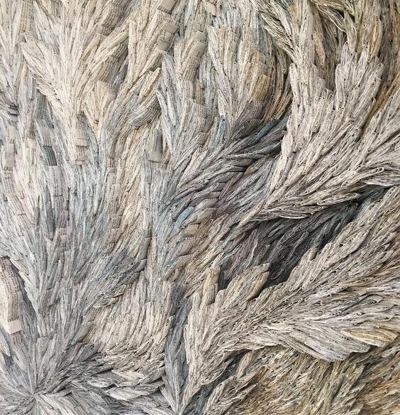 Une fourrure de papier, Ferri Garces - Passion papier