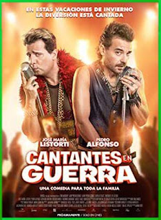 Cantantes en Guerra (2017)   DVDRip Latino HD GDrive 1 Link