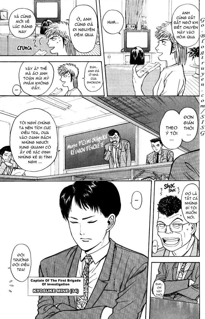 Psychometrer Eiji chapter 29 trang 5