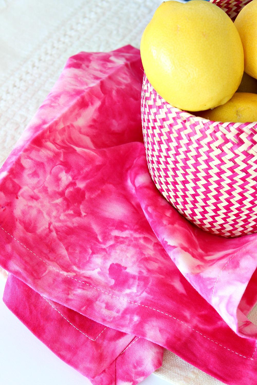 How to ice dye fabric