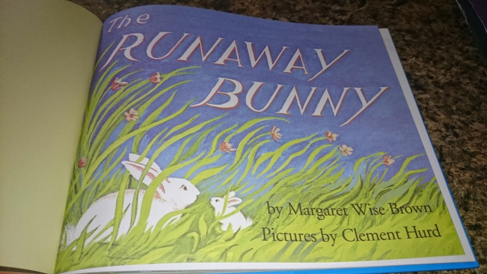 Week #3: Creation and The Runaway Bunny