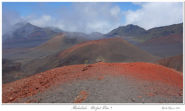 Haleakala: Perfect View?