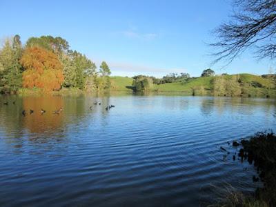 McLaren Falls Park, Nueva Zelanda