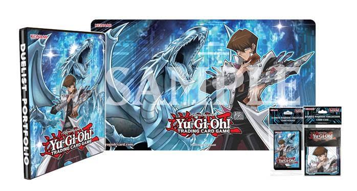 Yu-gi-oh! nos sorprende con sus lanzamientos de marzo, ¡Kaiba protagonista!